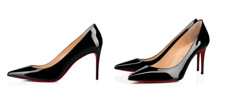 Louboutin sample sale